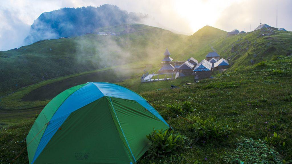 Best Camping Destinations near Chandigarh